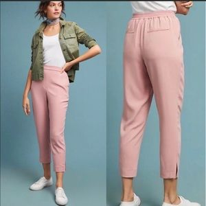Anthropologie Essential Pull On Trouser